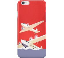 City of New York Poster iPhone Case/Skin