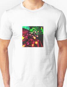 Falling Balloons Unisex T-Shirt