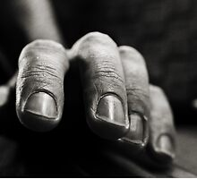 The fingers by Mark Williams