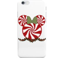 Peppermint Minnie iPhone Case/Skin