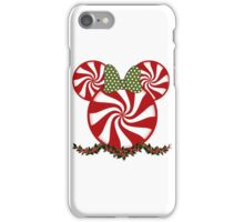 Peppermint Minnie iPhone Case/Skin