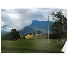 Sun Spot - Tweed Valley  Poster
