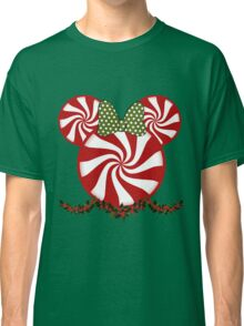 Peppermint Minnie Classic T-Shirt