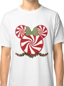 Peppermint Minnie Classic T-Shirt