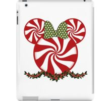 Peppermint Minnie iPad Case/Skin
