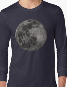 CHa moon the tick Long Sleeve T-Shirt