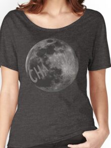 CHa moon the tick Women's Relaxed Fit T-Shirt
