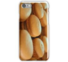 Salted Caramel Macarons iPhone Case/Skin