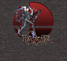 Bayonetta Joins the Sm4sh! Unisex T-Shirt