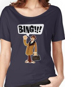 BING!!!-1 Women's Relaxed Fit T-Shirt