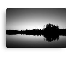Linx Lake Canvas Print