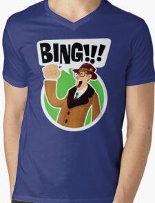 Bing!!!-2 Mens V-Neck T-Shirt