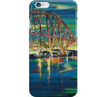 Forth Rail Bridge iPhone Case/Skin