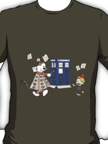 Doctor and Daleks T-Shirt
