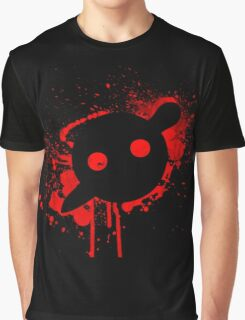 Knife Party - Blood Logo Graphic T-Shirt