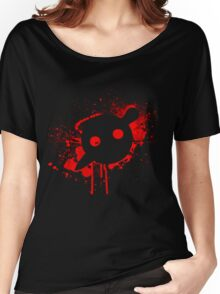 Knife Party - Blood Logo Women's Relaxed Fit T-Shirt