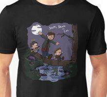 Sam, Dean, and Cas Unisex T-Shirt