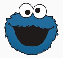 Cookie Monster by sherinaidnani