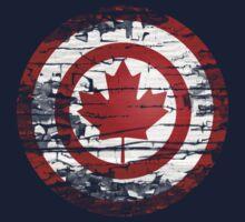 Captain Canada Kids Tee