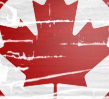Captain Canada Sticker