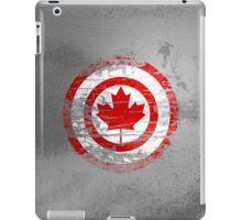 Captain Canada iPad Case/Skin