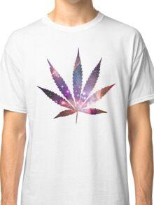 Space Pot Leaf Classic T-Shirt