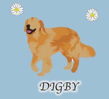 Digby - Pushing Daisies by Starwake