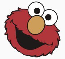 Elmo by sherinaidnani