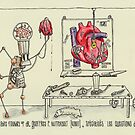 The Macabre Foundry of Dr. Geoffrey P. Nutterbolt by scribblegraph