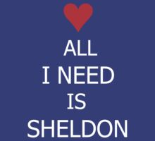 All I need is Sheldon by Attare
