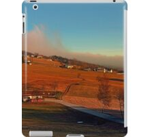 Clouds over the mountains II | landscape photography iPad Case/Skin