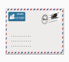 Snailmail envelope.  Kids Clothes