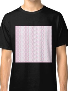 brown barbie Classic T-Shirt
