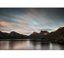 Cradle Mountain at Dawn Photographic Print