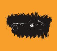 Bugatti T57 Atlantic by velocitygallery