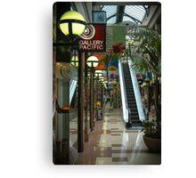 Auckland Shopping Mall Canvas Print