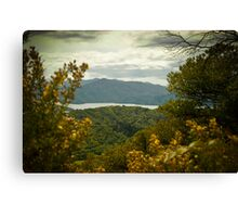 Queen Charlotte Sound Canvas Print