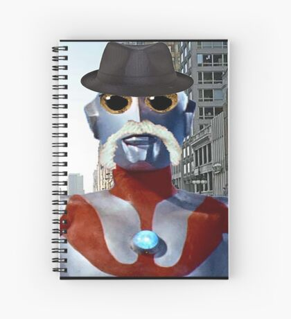 Ultraman: The Untold Story Spiral Notebook