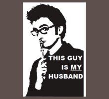 My Husband Baby Tee
