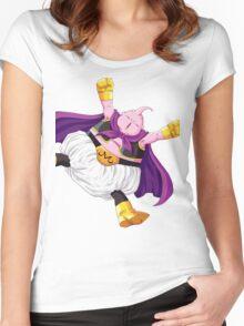 DRAGON BALL Z - BUU T SHIRT Women's Fitted Scoop T-Shirt