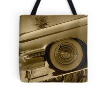Cadillac Wheel  Tote Bag