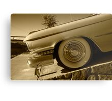 Cadillac Wheel  Metal Print