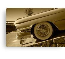 Cadillac Wheel  Canvas Print