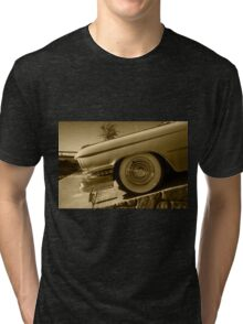 Cadillac Wheel  Tri-blend T-Shirt