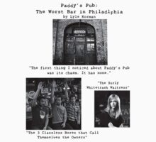 Paddy's Pub: The Worst Bar in Philadelphia by KingofTheRats