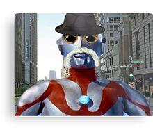 Ultraman: The Untold Story Metal Print