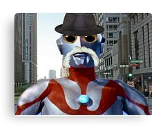 Ultraman: The Untold Story Canvas Print
