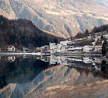 Miralago - Switzerland by Arie Koene