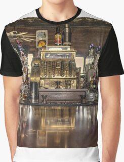 Saloon Register  Graphic T-Shirt