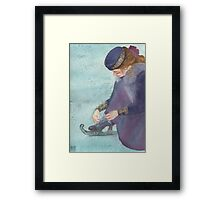 Karenina Framed Print
